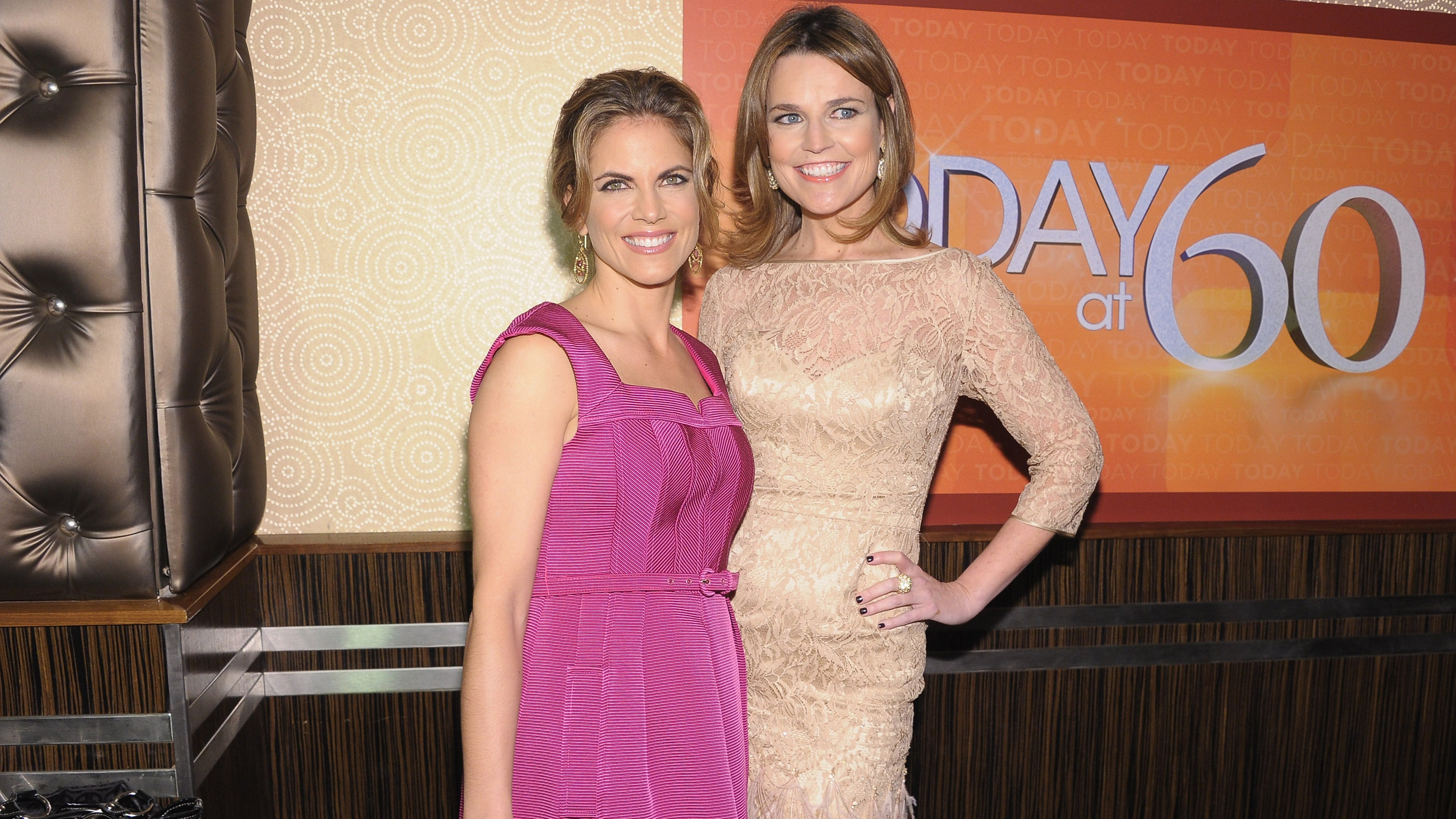 Savannah Guthrie And Natalie Morales