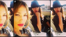 Jennifer Lopez and her buddy King of Queens actress Leah Remini was driving when suddenly the luxury automobile was struck from behind.