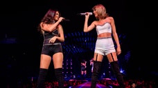 Selena Gomez and Taylor Swift are all about helping each other out - on and off the stage