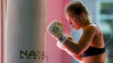 Rousey was scheduled to defend her bantamweight title against Holm on Jan.  in Las Vegas, but a thumb injury to welterweight champion Robbie Lawler has changed the UFC's schedule.