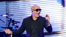 U.S. singer of Cuban descent, Pitbull, and Mexico's Carlos Santana will take the stage together at the th Latin Grammy Awards, The Latin Recording Academy announced.