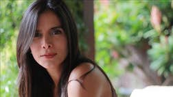 """The Venezuelan actress says """"finding her truth"""" is not only about her sexual identity, but also about reconnecting with who she really is."""