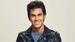 """The former """"Big Time Rush"""" actor and singer is getting into his pair of blue jeans and T-Birds jacket to bring to life one the greatest musicals in """"Grease Live!"""""""