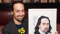 Lin-Manuel Miranda has already this year won a Pulitzer Prize, a Grammy, the Edward M. Kennedy Prize for Drama Inspired by American History and a MacArthur Foundation genius grant. What more could he get?