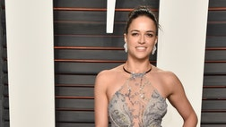 "Michelle Rodriguez became a household name the age of  years old when she geared up for ""The Fast and The Furious"" – the first installment of an ever-growing movie franchise."