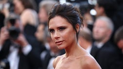 Victoria Beckham let her hair down – with the help of some tequila it seems – while on vacation in Mexico.