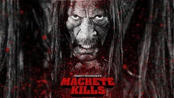 "Robert Rodriguez's Mexploitation sequel dropped a new full length trailer to ""Machete Kills"" starring Danny Trejo."