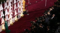 Calls for boycott of the Academy Awards have been growing over the Oscars' second straight year of all-white acting nominees.