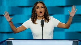 Eva Longoria's powerful speech: 'My family didn't cross the border. The border crossed us'