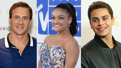 "Two Olympic gold medalists and Selena Gomez's TV younger brother will all dance for the coveted Mirror Ball trophy on this season's ""Dancing with the Stars."""