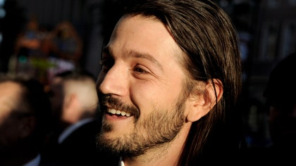 Mexico's Diego Luna, who has starred in such films as Y Tu Mama Tambien and Milk, said in an interview with Efe during Spain's San Sebastian Film Festival that he had not stopped acting but his focus was now on directing.