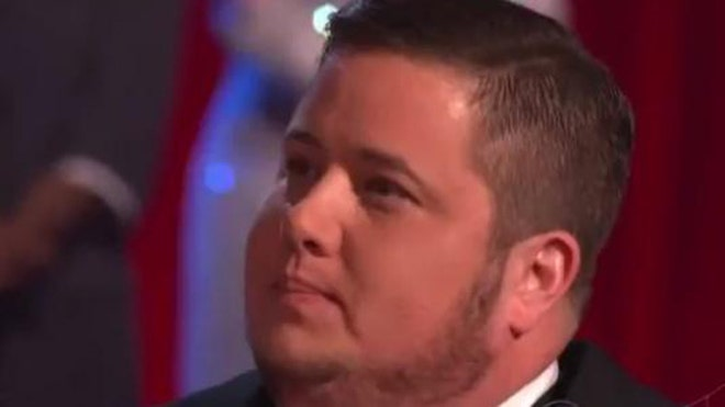Chaz Bono Eliminated Phantom of the Opera.JPG
