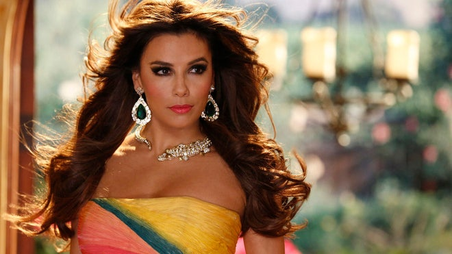 Eva Longoria says 'Telenovela,' about an actress straddling 2 culture...