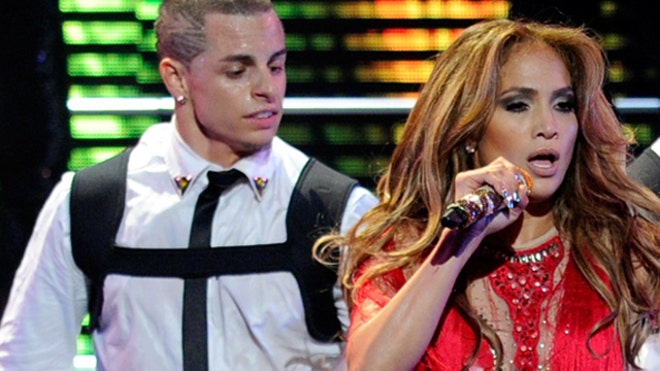 The Puerto Rican superstar and her boyfriend/choreographer Casper Smart say ...