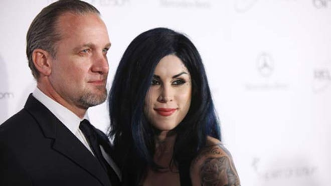 Kat Von D and Jesse James Back Together.JPG