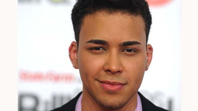 Prince Royce English Album.JPG