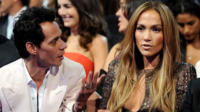 Q'Viva JLo Marc Anthony