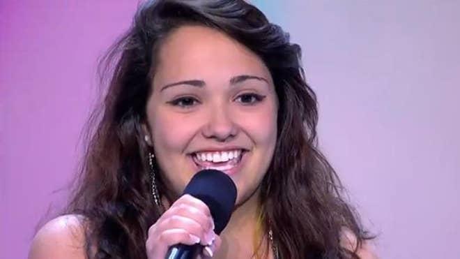 Jannel Garcia X Factor audition USA