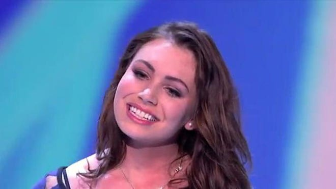 THE X FACTOR SOPHIE SIMMONS.JPG