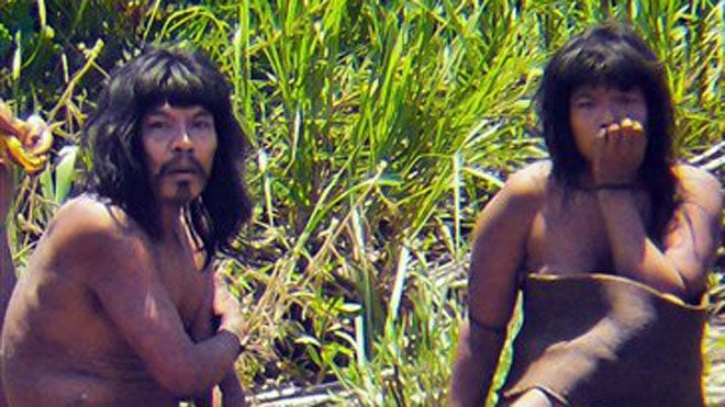 Uncontacted Peruvian Tribe Attacks Eco Tourists | Fox News ...