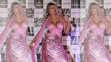 Andressa Urach went from being a single teenage mom nicknamed Beanpole to a realityTV bombshell in Brazil thanks to silicone implants, anabolic steroids, a nose job, and gel and botox injections, a fact she wasn't ashamed to share with fans.