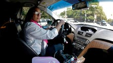 A new taxi service for and by women rolled out in New York City last week, aimed mostly at providing a sense of safety.