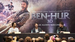 Ben-Hur shows us how the Christian message came upon the ancient world like a thunderclap.