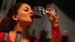 About  million women binge drink about three times a month, but a group is particularly at risk: Latinas.