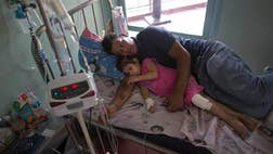 If Venezuela has become dangerous for the healthy, it is now deadly for those who fall ill. One in three people admitted to public hospitals last year died, the government reports.