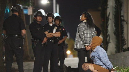 The public safety commissioner in Providence, Rhode Island said that the city police department can learn from what happened in Ferguson, Missouri.