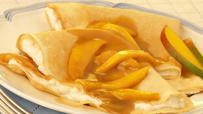 MangoAlmondCrepes