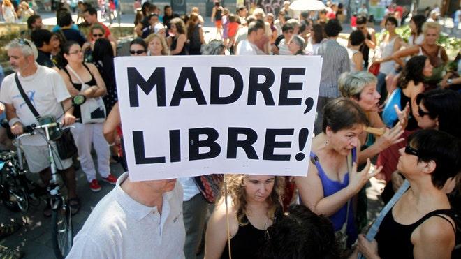 Women's rights in Spain