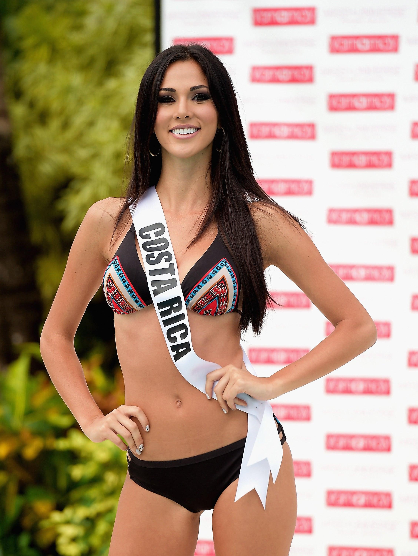 Miss costa rica new photo