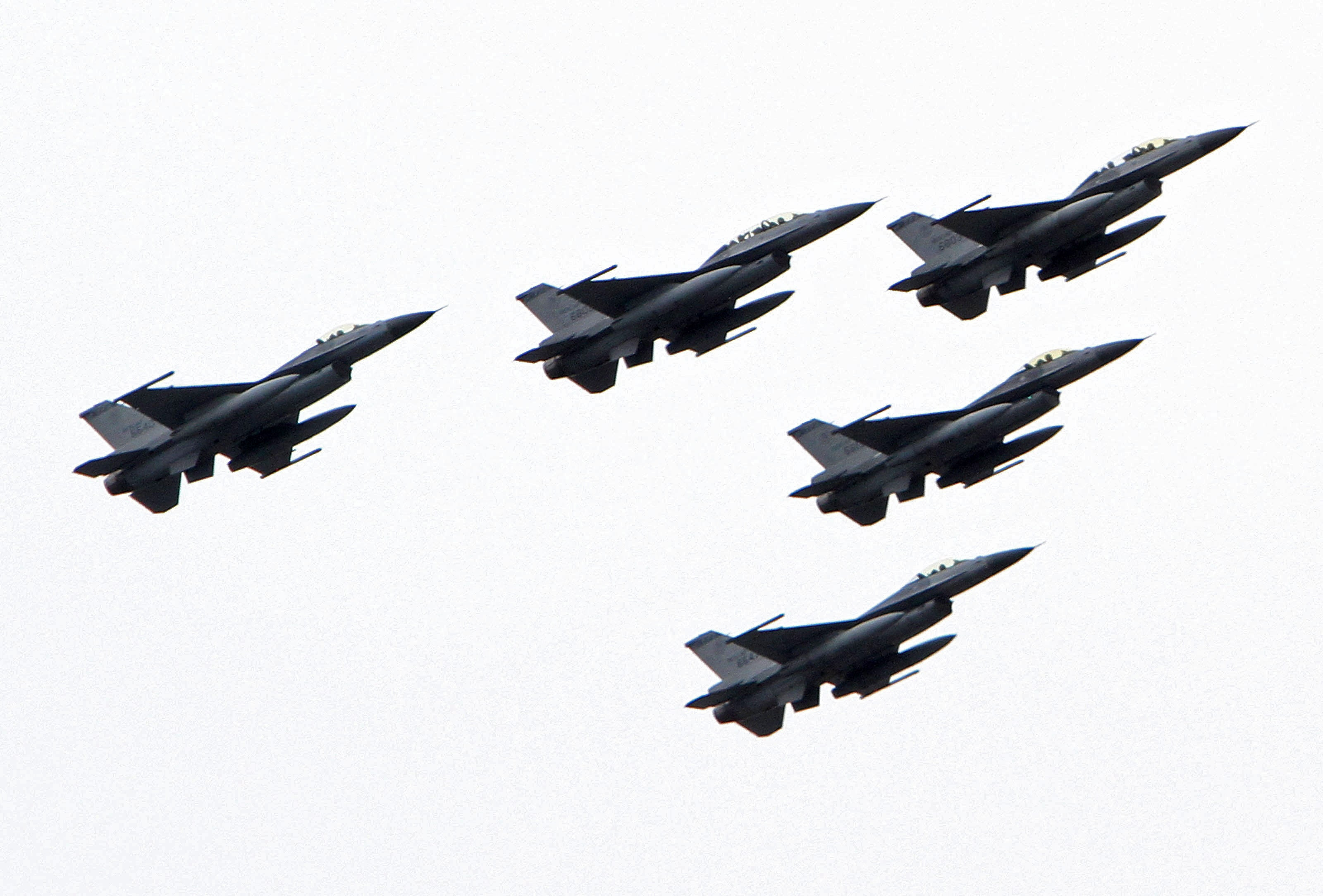 US Raises Hope Of Sale Of New Fighter Jets To Taiwan