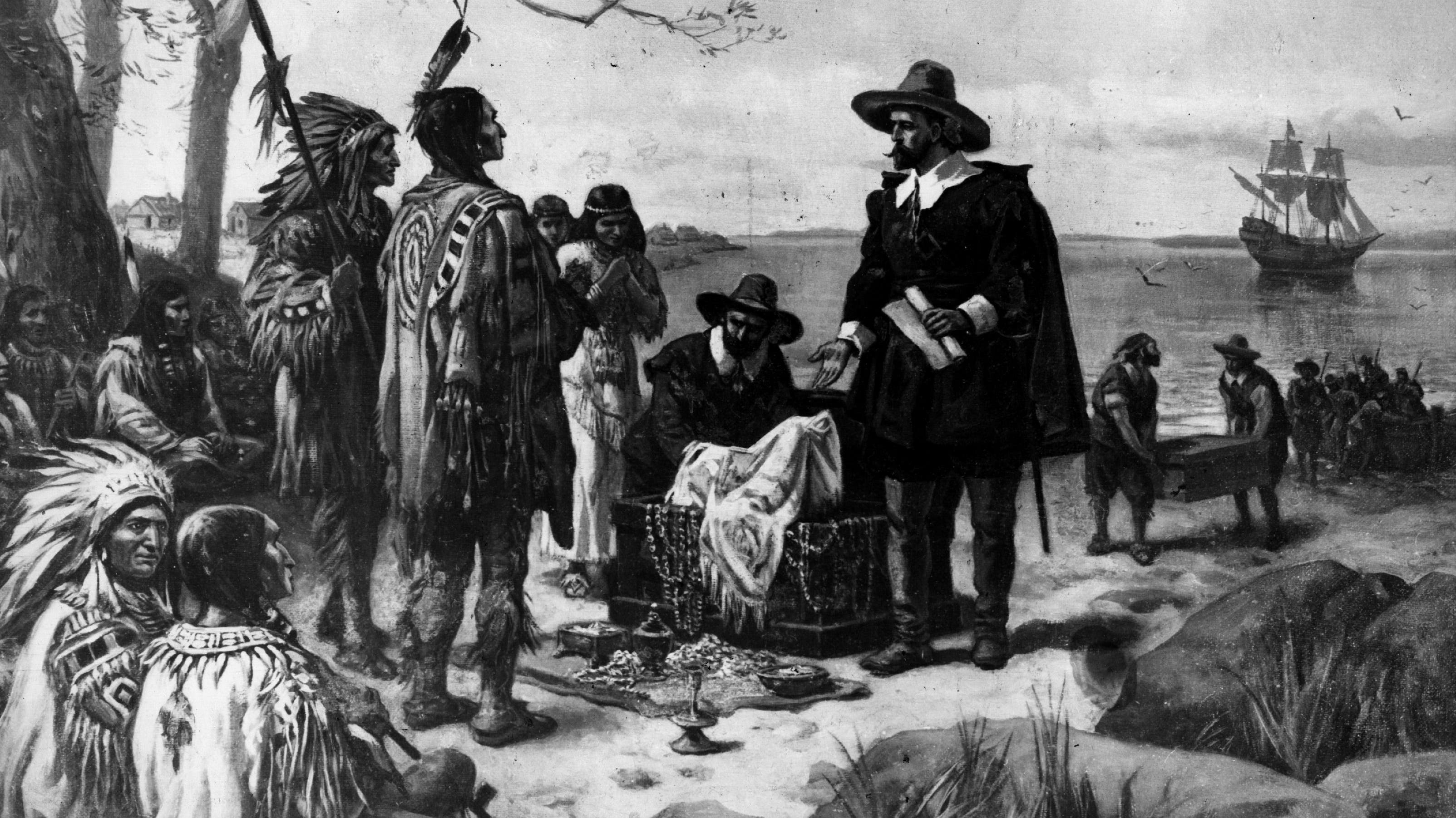 a look at early american indians The shocking savagery of america's early history bernard bailyn, one of our greatest historians, shines his light on the nation's dark ages.