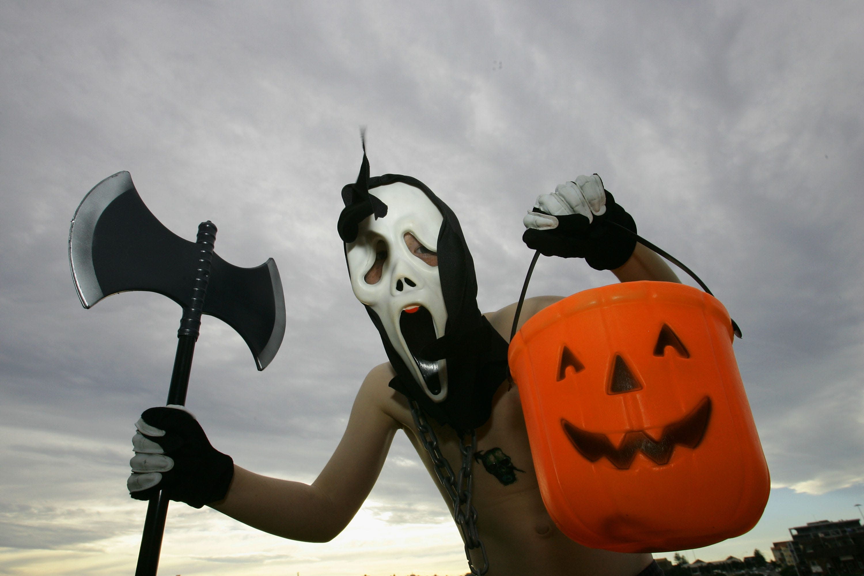 Страшилки на хэллоуин картинки