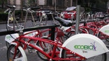 Ecobici stations Mexico City