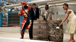 Rum Diageo commissioning ceremony