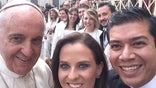Pope Selfie with newlyweds.jpg