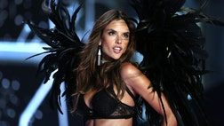Alessandra Ambrosio is once again trying her hand on another side of the fashion world – designing – with her first ever holiday collection for her fashion and lifestyle brand ále by Alessandra.