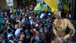 At least  cities in eight states across Brazil have cancelled their carnival celebrations due to the country's recession, which has eroded municipalities' financial resources, media reports said.