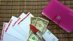 One budgeting tool that works really well with cash only is called the envelope system.