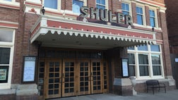For years, the Shuler Theater in this once-booming New Mexico mining town sat empty in a desolate downtown. It had long passed its heyday as a hot spot for Italian immigrants and Hispanic workers who visited to take in a traveling show or a newly released movie.
