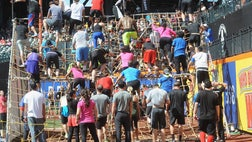 When Ampara Colon signed up for a Spartan Race, she could not have realized that it would take such a tragic turn.