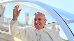 It's a big week for Pope Francis, a week that will show how he is shaping the papacy to reflect his vision. He has called all cardinals to Rome for a meeting ahead of Saturday's ceremony that will formally install  new princes of the church.