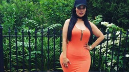 Rosie Mercado, , has been the victim of an onslaught of hateful comments since having gastric surgery and shredding  pounds from her once -pound body.