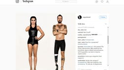 An ad campaign by Vogue Brazil promoting next month's Paralympics is getting a lot of heat online after it was discovered that they had Photoshopped able-bodied actors to look like amputees.