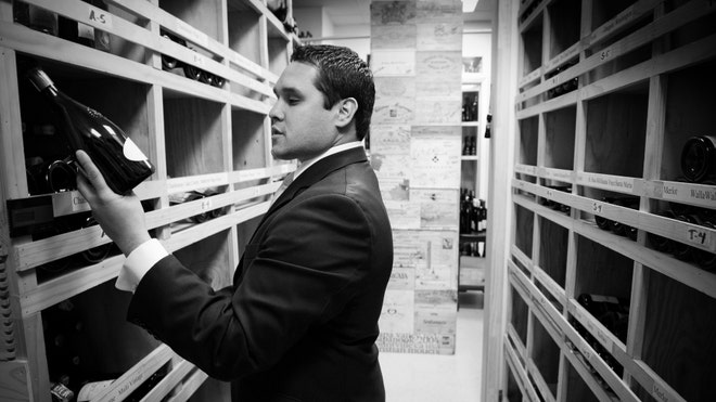 Director of Wines at the Grand Del Mar resort-Jesse Rodriguez.jpg