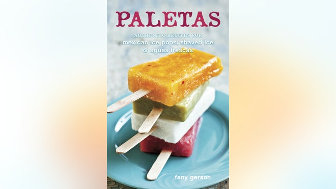 Paletas book cover