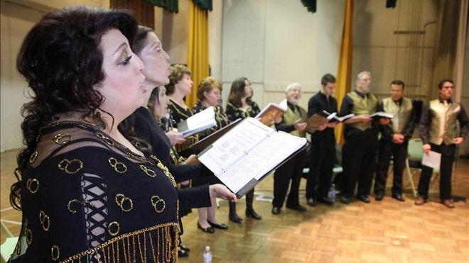 Keeping the Ladino Language Alive Through Music | Fox News Latino